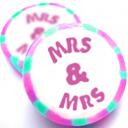 Mrs and Mrs Rock Sweets