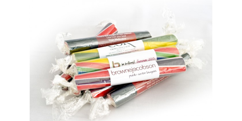 Promote your Business with Personalised Sticks of Rock